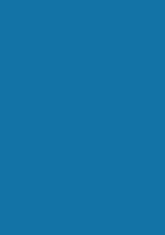 Пленка ПВХ Синий глянец ПЭТ
