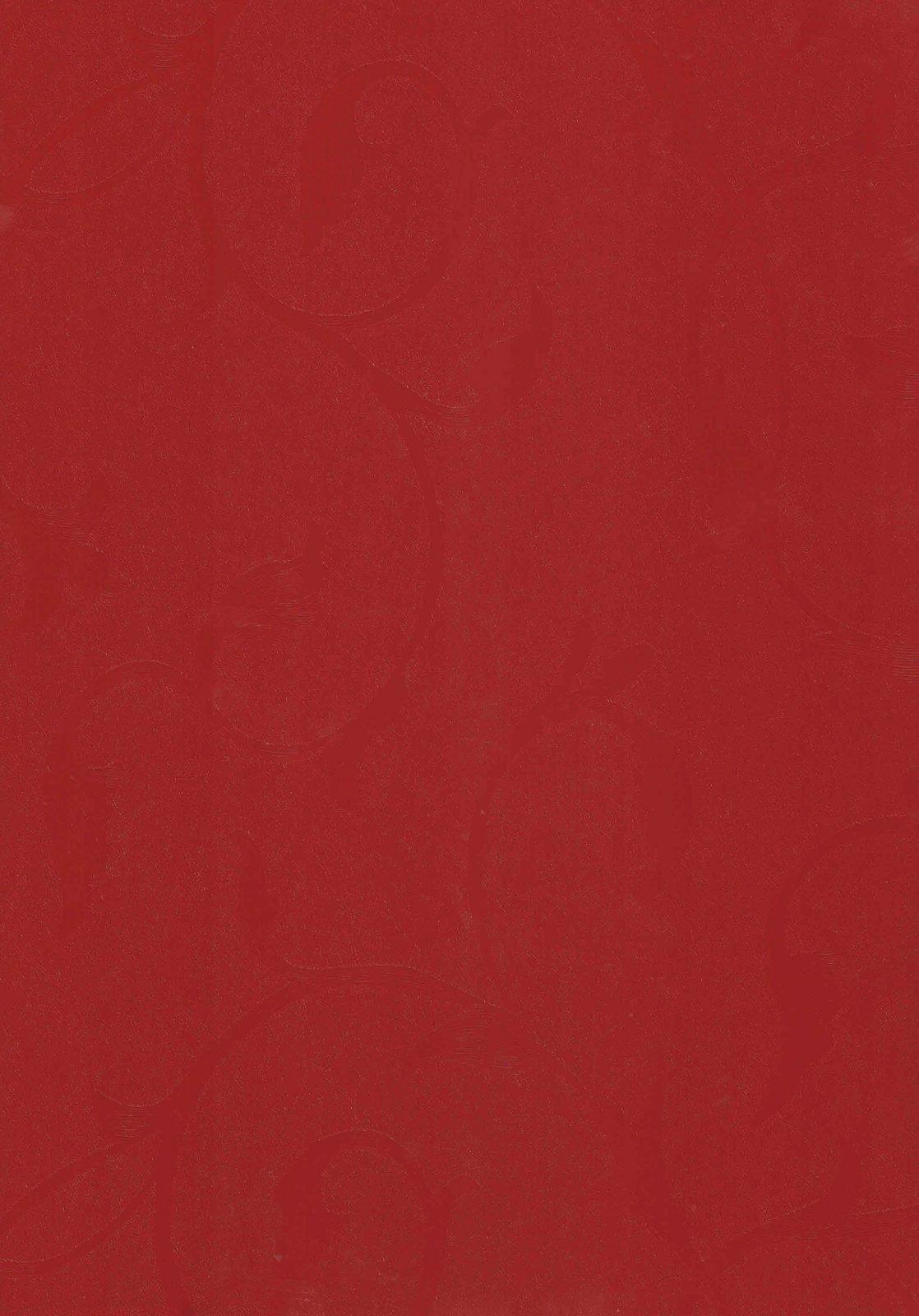 Пленка ПВХ Лилия красная ПЭТ