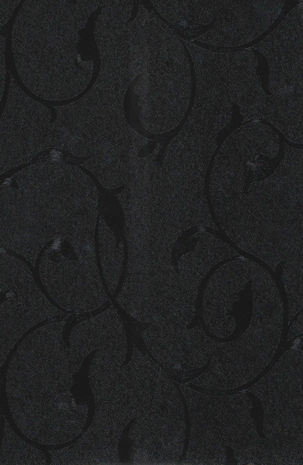 Пленка ПВХ Лилия черная ПЭТ