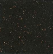 Камень акриловый Brionne Metallic Copper Black